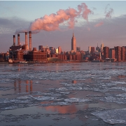 Frozen New York I